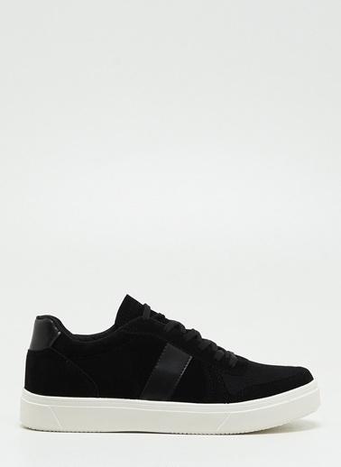 F By Fabrika Erkek Siyah Sneakers LAZARO Siyah